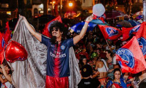 Carnaval PSG – Samba Digital, the digital sports agency