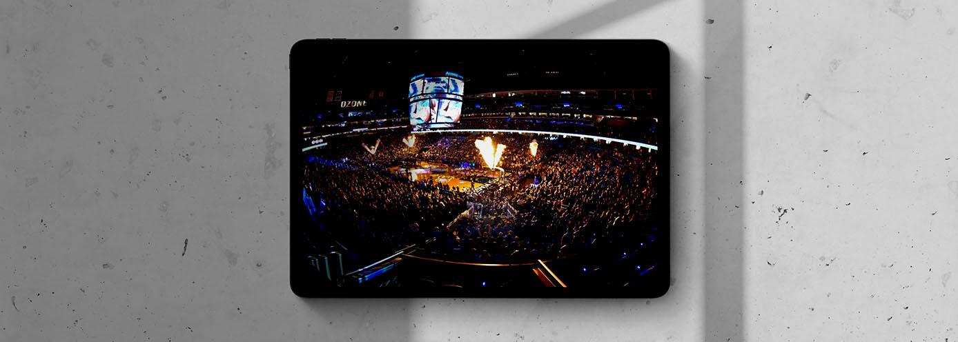 Services - Samba Digital - sports agency - Orlando NBA