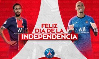 PSG Peru Independence Day