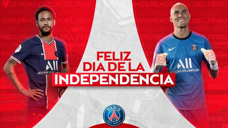 PSG Peru Independence Day