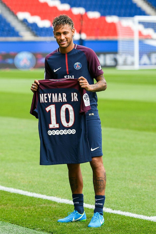 neymar transfer psg