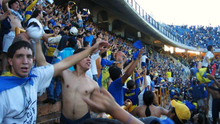argentina fans soccer