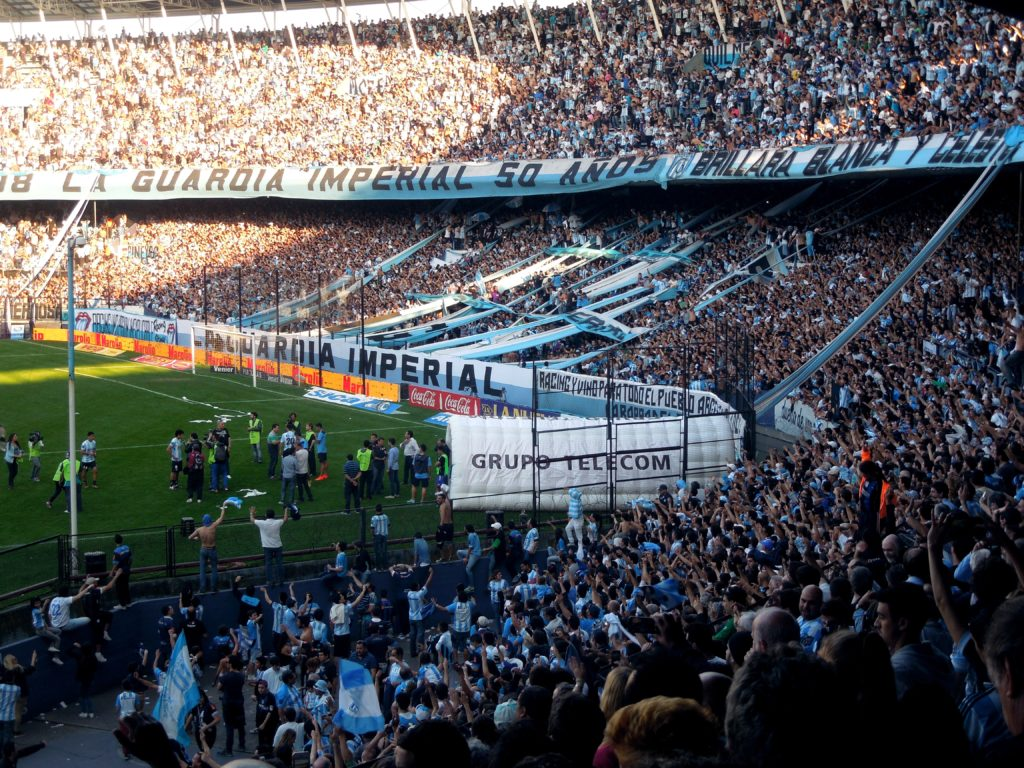 argentina stadium