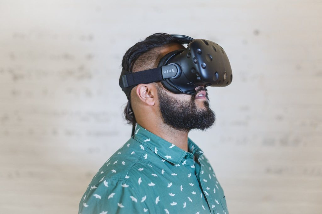 VR experience sport