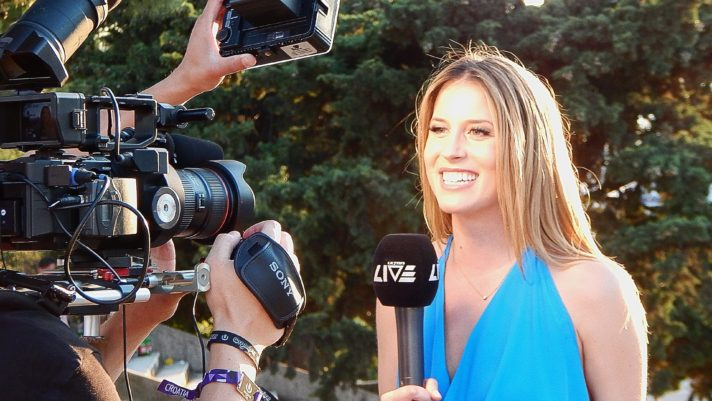 sport reporter tv