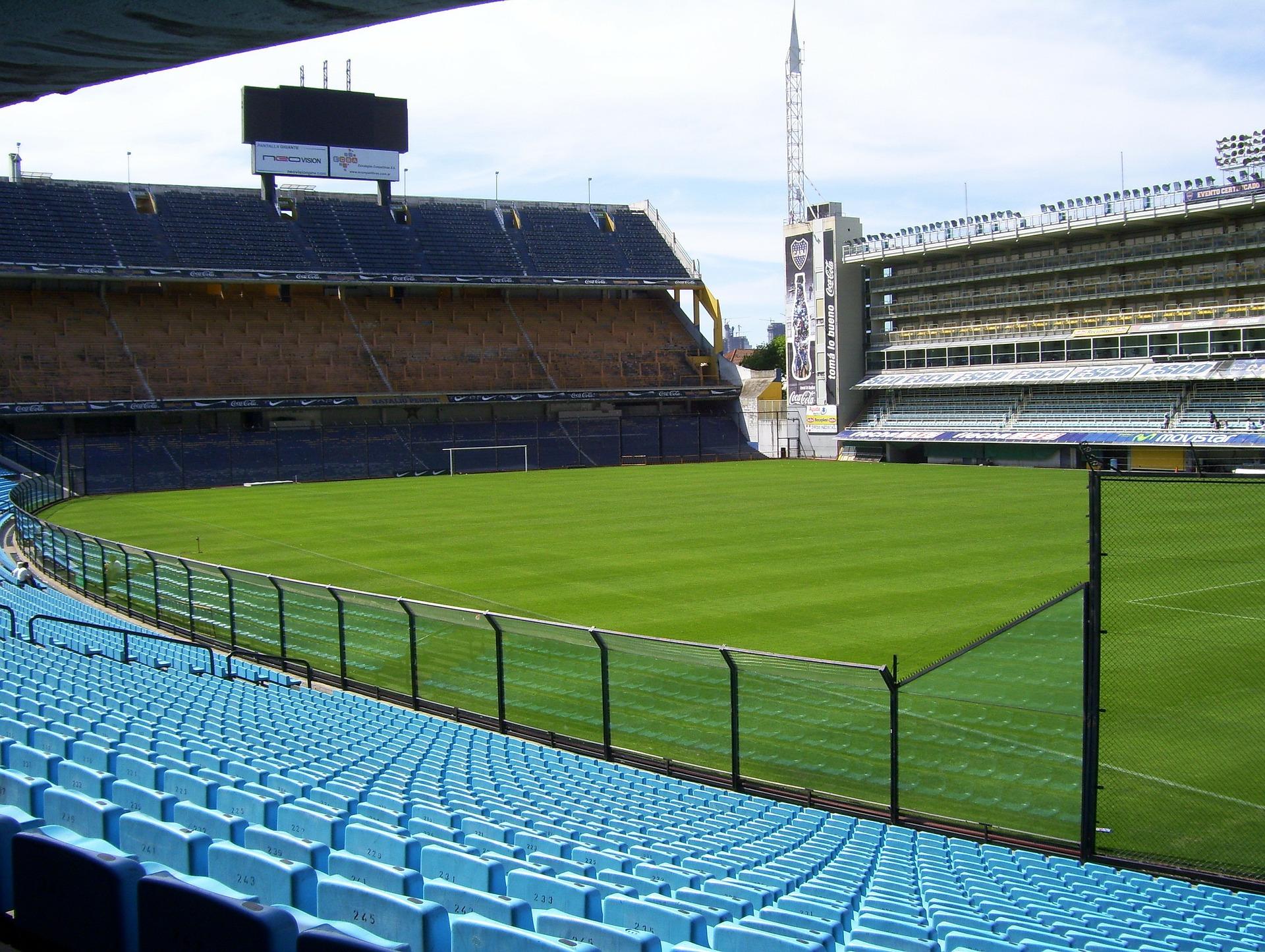boca junior stadium