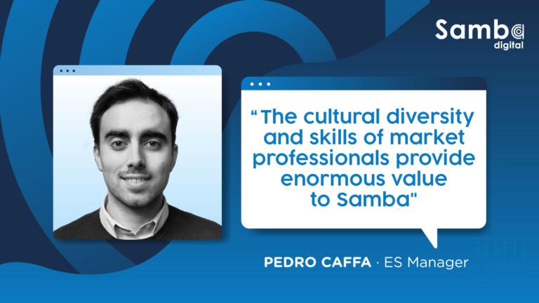 Pedro Caffa interview
