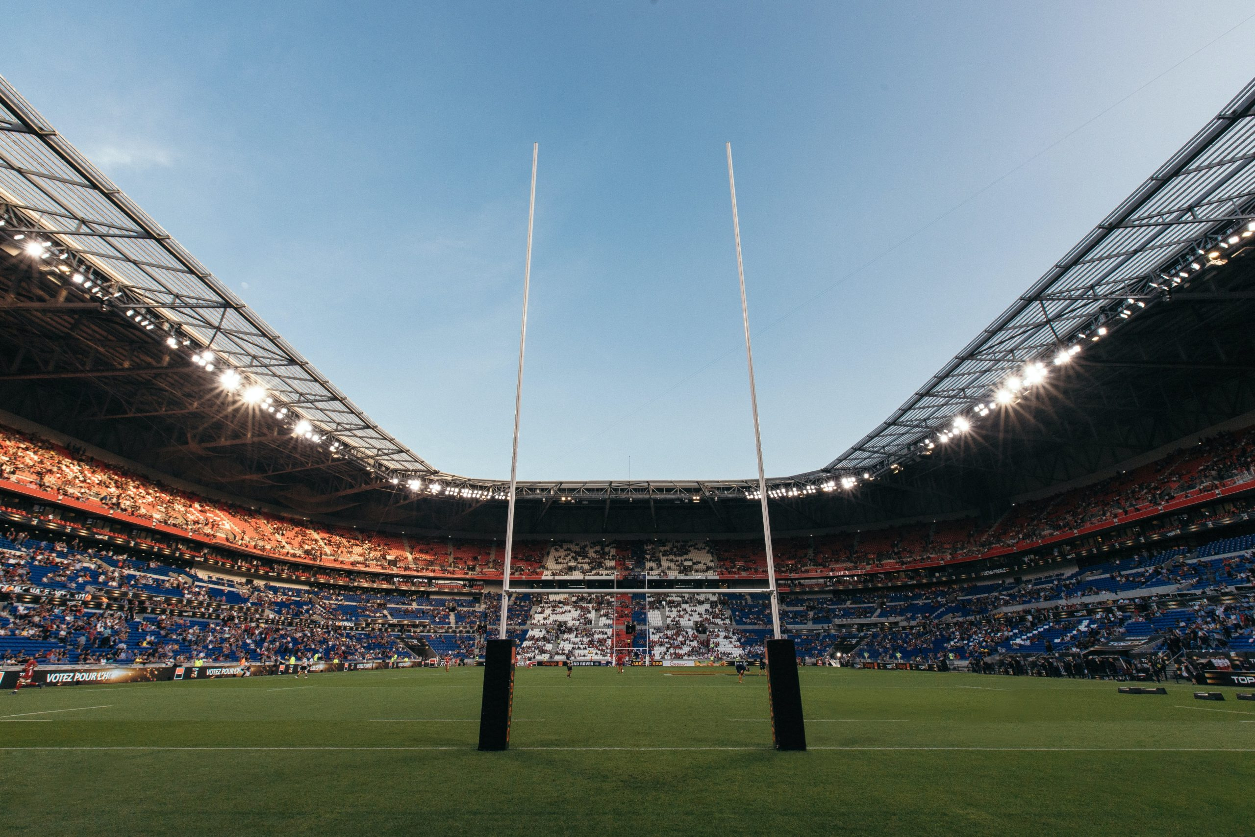 french stadium